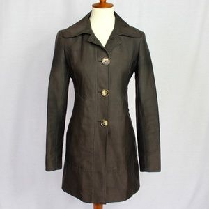 KENNETH COLE New York Trench Coat
